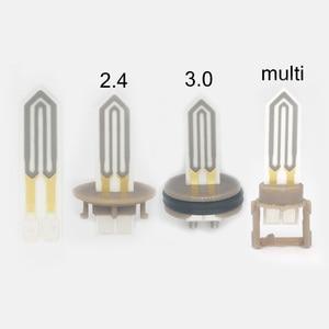 Image 5 - 10 pz/lotto Nuovo originale vape accessori di riparazione di Ricambio Riscaldatore di ceramica Lama per luso con iqos 3.0/multi 3.0 migliore qualità