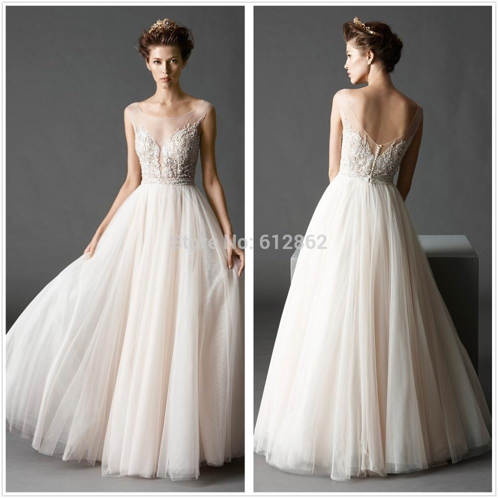 lace wedding dress beige wedding dress Cream Beige Bridesmaid Dress Long Ruched V Neck Wedding Dress Lace Back Prom Dress Maxi Dress Chiffon Evening Dress Floor L