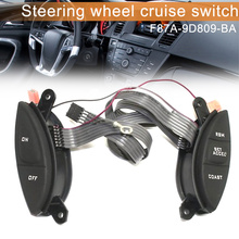 1pc Steering Wheel Cruise Control Switch For Ford F150 1998 2004 Explorer Ranger Nj88