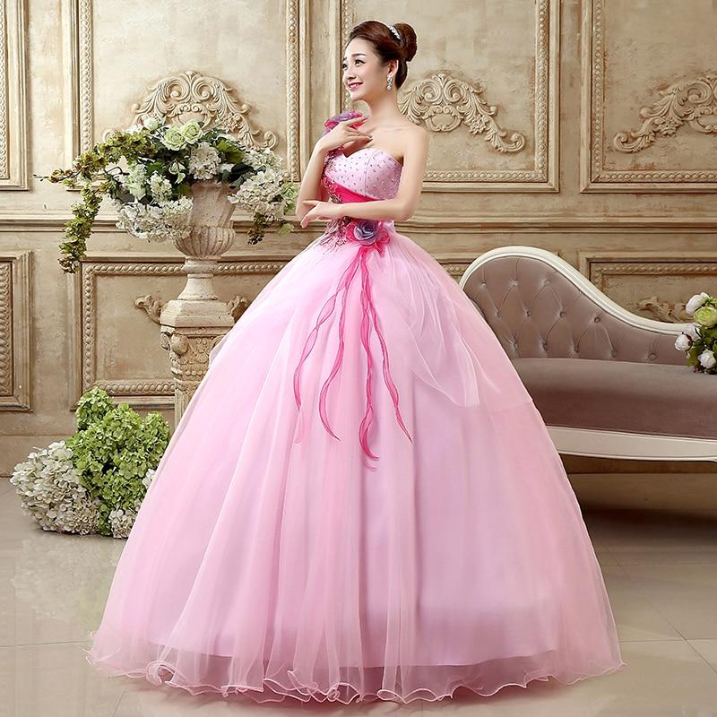 Famoso Vestido De Novia De Corea Ideas - Ideas de Vestido para La ...