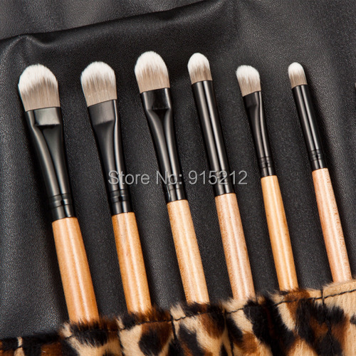 5set Professional Makeup Brush Set tools Make-up Toiletry Kit Wool Brand Make Up Brush Set Case free shipping hot sale 2016 soft beauty woolen 24 pcs cosmetic kit makeup brush set tools make up make up brush with case drop shipping 31