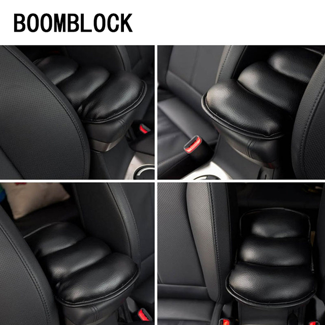 Reposabrazos automático para coche Mitsubishi, apoyabrazos para coche Mitsubishi axs lancer 9 10 I200 Chery Tiggo 5 3 t11 Mini Cooper R56 2017, accesorios de estilismo para coche