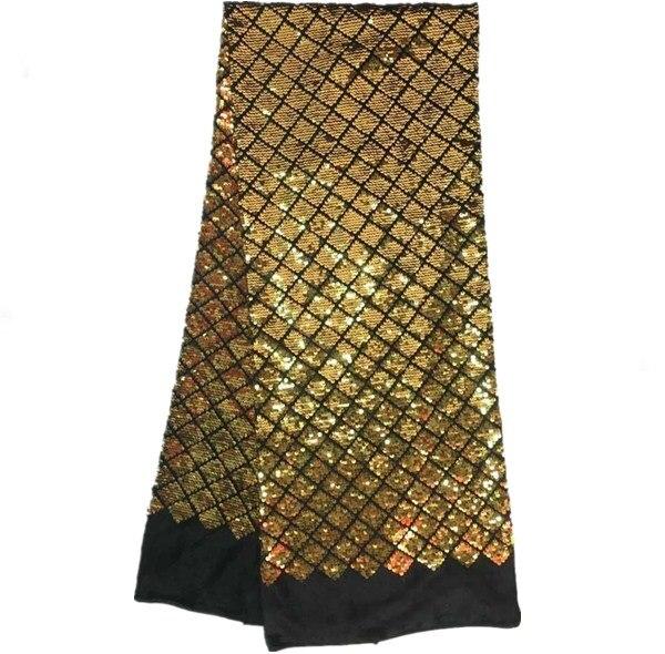 ჱZJ7-5The neueste gold + schwarz flornetz gute Afrika mit ...
