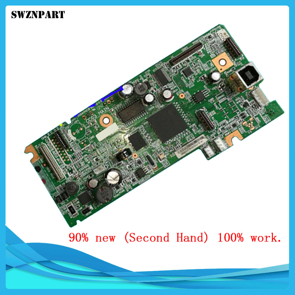 FORMATTER PCA ASSY Formatter Board logic Main Board MainBoard mother board for Epson L555 L550 555 550 formatter main board mainboard for epson tm t88v label printer