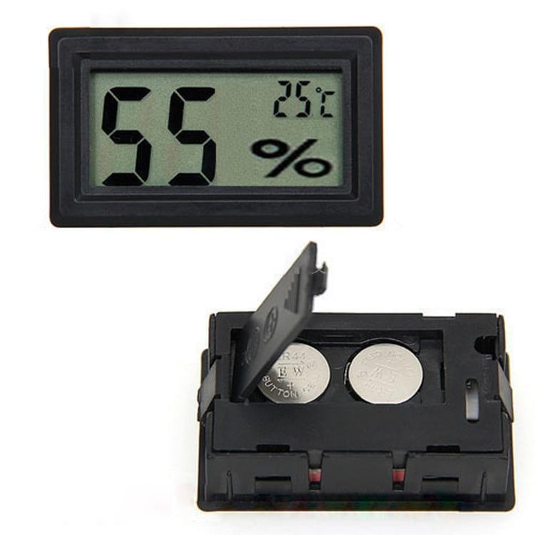 digital thermometer for greenhouse temperature measure. Black Bedroom Furniture Sets. Home Design Ideas