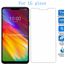 Tempered Glass For LG G7 fit Screen Protector phone Film Pro