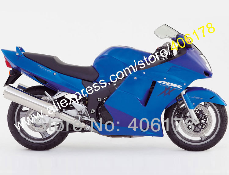 Hot Sales,For Honda CBR1100XX Blackbird All Blue 1996 1997 1998 1999 2000 2005 2006 2007 CBR1100 Fairing Kit (Injection molding) kingsun rear adjustable ball joint camber control suspension arm kit for 1990 1997 honda accord acura cl tl1996 1999 blue