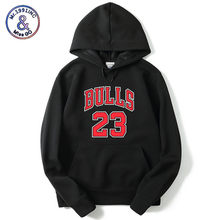 f4ebda63fe1 New Bulls Jordan 23 hoodies streetwear Men Women Fashion hoodie Sweatshirt  Brands Sweatshirts Hip Hop