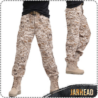 Outdoor Mens hunter Camouflage Tactical Pants Sports Outdoor Multi-Pockets Military Digital Camo Pants,7 Color