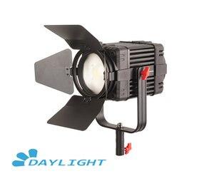 Image 1 - 1 Pc CAME TV Boltzen 100w Fresnel Fanless Focusable LED 일광 Led 비디오 라이트