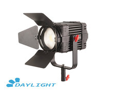 Luz LED diurna enfocable, 1 unidad, Boltzen, 100w, Fresnel, sin ventilador, luz Led para vídeo