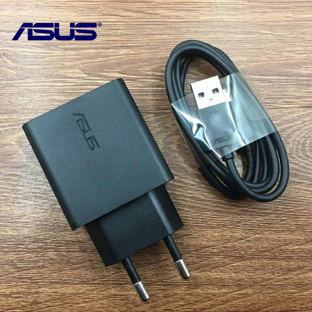 US $4 54 9% OFF|Original ASUS Wall charger 5V 2A EU adapter + 100cm Micro  USB data sync cable charge for ASUS Zenfone 5 6 3 MAX Laser 4 selfie-in