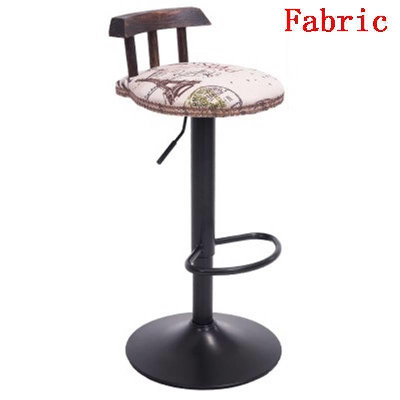 Furniture Kruk Fauteuil Sandalyesi Bancos Moderno Comptoir Banqueta Cadir Stuhl Leather Silla Stool Modern Tabouret De Moderne Bar Chair To Reduce Body Weight And Prolong Life