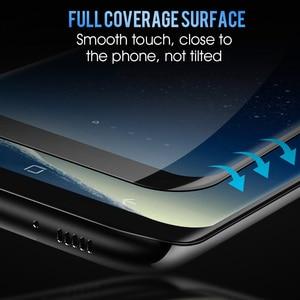 Image 5 - 9DกระจกนิรภัยสำหรับSamsung Galaxy Note 8 9 S9 S8 Plus S7 Edge A50 A70สำหรับSamsung galaxy A50 A70 A40แก้ว