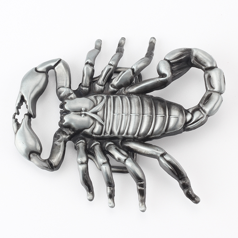 The Scorpion Alloy Belt Buckle Animal