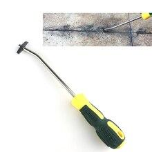 Сплав Вольфрамовая сталь керамическая плитка зазор сверло для плитки Затирка стены шва чистящие инструменты строительство Чистый инструмент