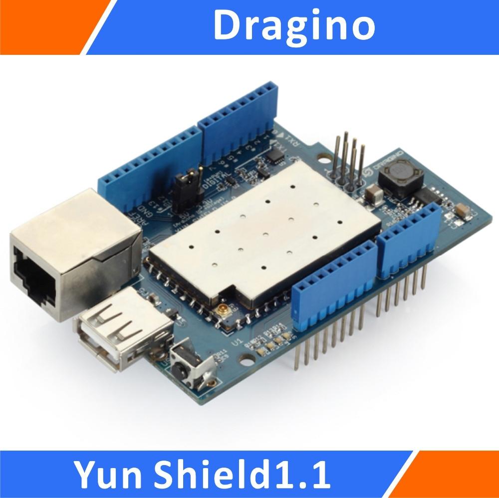 Yun Shield Compatible For Arduino Board
