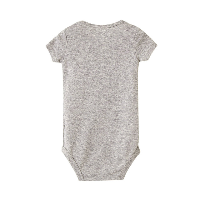 Newborn Baby Clothes Cotton Romper Playsuit Sunsuit Outfits Infant New Arrival Boys Girls Summer Rompers Costume 2
