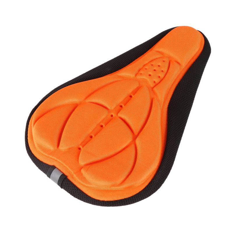 Bike Parts Seat High Quality 3D And Ergonomic Design Bike Seat Bicycle Saddle Cycling  Mat Comfortable Cushion Soft Seat Cover