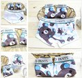 boys underwear boxers fit 2-12 yrs children cotton cartoon  bear shorts clothing 12 pieces/lot  1 size free shipping