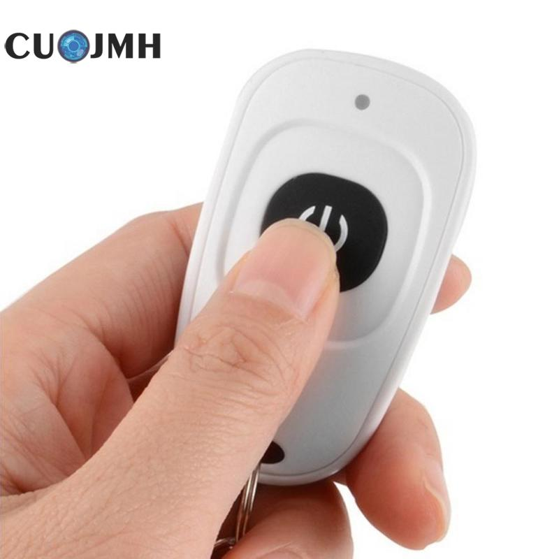 Cujmh Remote-Control Single-Key Wireless-One-Button Waterproof 1-Pc Intelligence Ultra-Thin