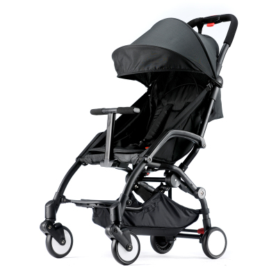 Stroller can sit can lie baby carriage baby super portable folding umbrella car portable stroller on the plane