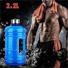22l large capacity water bottles outdoor sports gym half gallon fitness training camping running workout