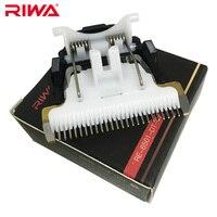 RIWA Hair Clipper ใบมีดเครื่องตัดหัว Trimmers ผมอุปกรณ์เสริมสำหรับ RE - 6501