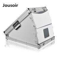 Foldable Mini Photo Studio Box Case DayLight 24WX2 LED Build in Portable Photo Lighting Case For Photography CD50