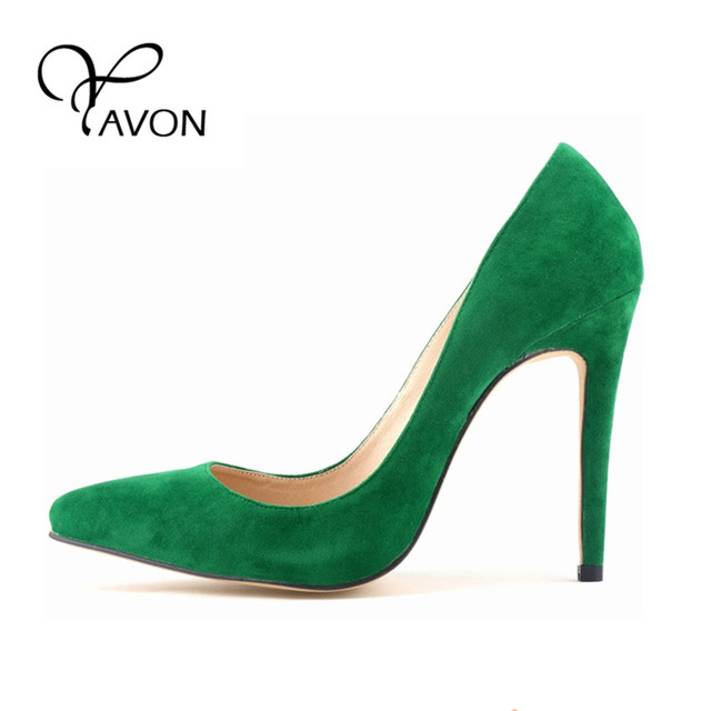Womens Fashion Thick Heels Shoes Red Bottoms Closed Toe Ladies ...
