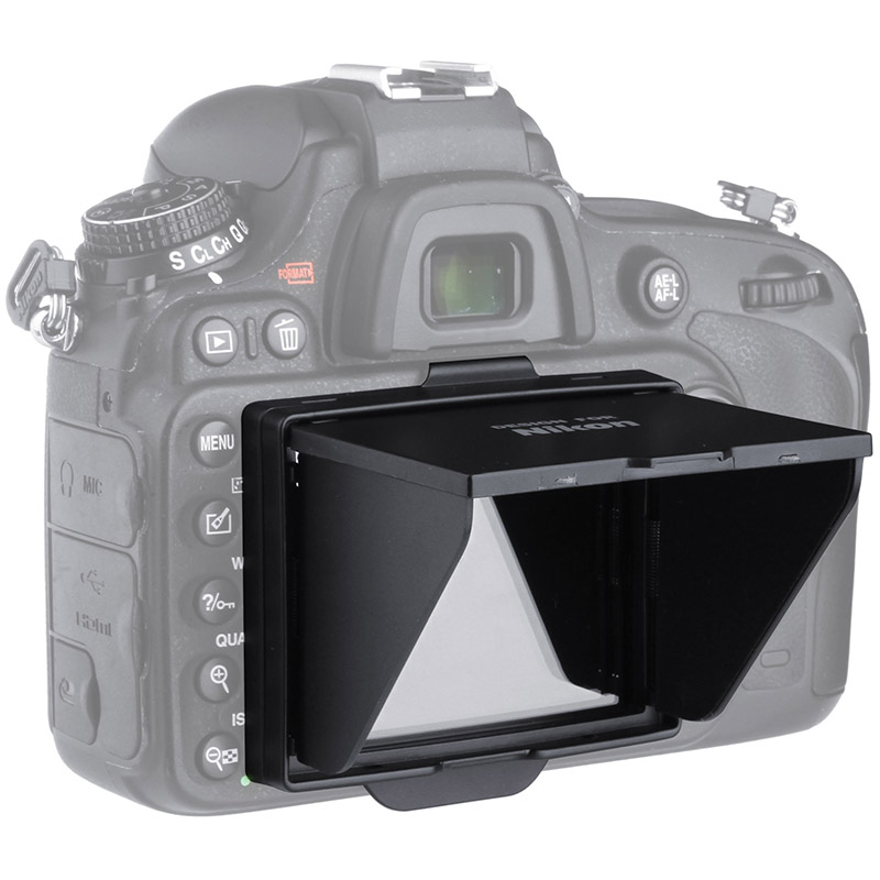 d600-n-lcd-screen-protector-pop-up-sun-shade-lcd-hood-shield-cover-for-dslr-digital-camera-for-nikon-d610-d600