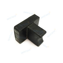 OVERSEE 3B2 61336 0 00 MOUNT RUBBER LOWER FRONT For Nissan Outboard Engine
