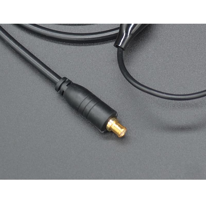 Durable 100:1 Oscilloscope Probe MCX Interface for Industrial Equipment