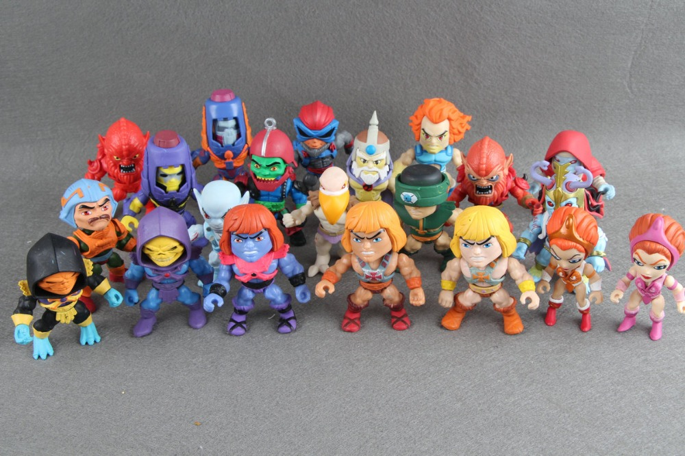 90% new Masters of the Universe HE-MAN Loyal Subjects Action Vinyls Figure 2/16 Loose figure Collection