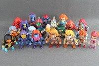 90% nouveaux Maîtres de l'univers HE-MAN Loyaux Sujets D'action Vinyles Figure 2/16 Lâche figure Collection