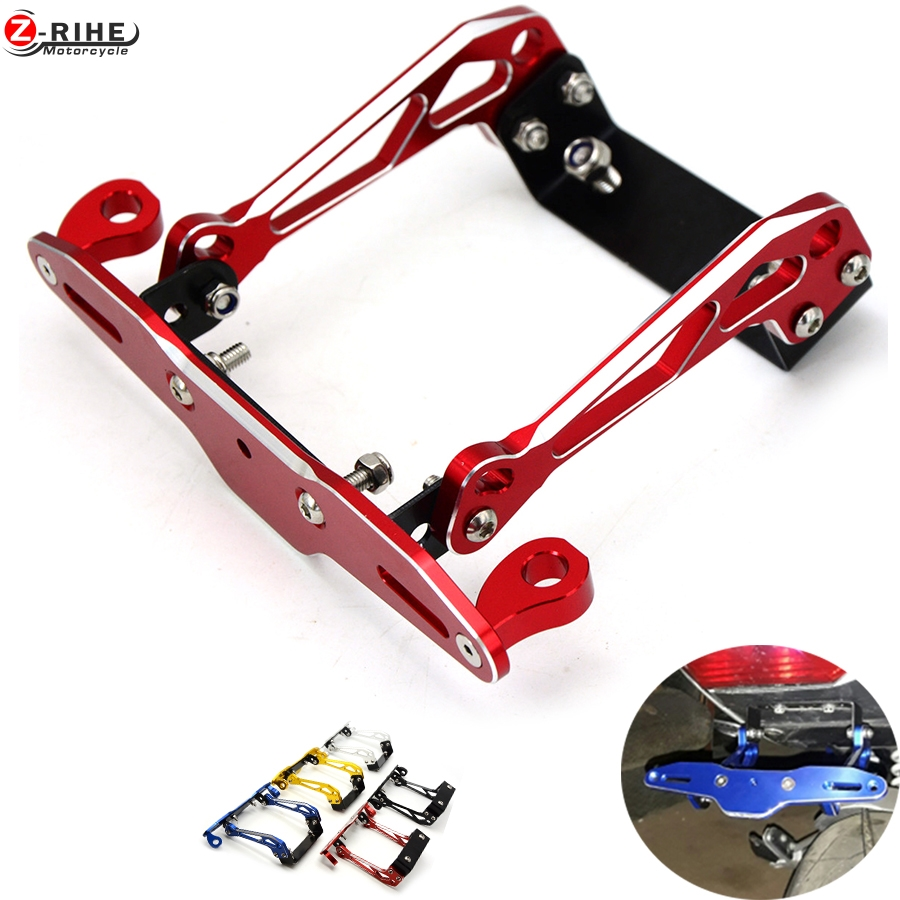 Fender Eliminator motorcycle License Plate Bracket Ho Tidy Tail Universal For Ducati S4RS 749 S R For MV F4 RR MULTISTRADA 1200 aftermarket free shipping motorcycle parts eliminator tidy tail for 2006 2007 2008 fz6 fazer 2007 2008b lack