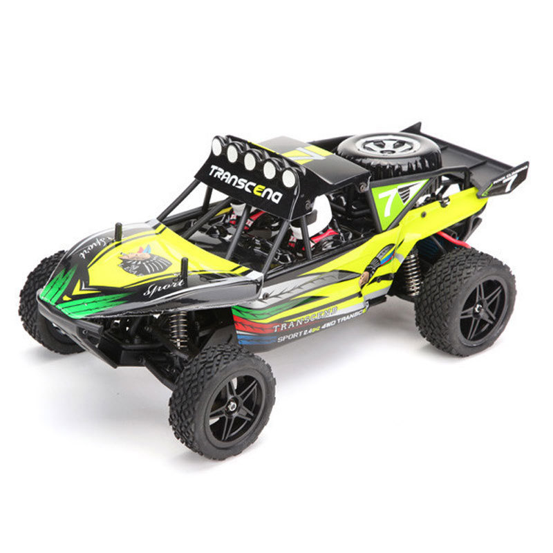 WLtoys K959 RC Car 2.4GHZ 1:12 2WD Brushed Electric RTR 50KM/H Remote Control Rock Crawler Monster Truck Off-road Vehicle RC Toy