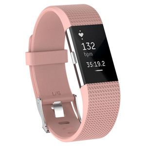 Image 4 - Best price Wristband Wrist Strap Smart Watch Band Strap Soft Watchband Replacement Smartwatch Band For Fitbit Charge 2