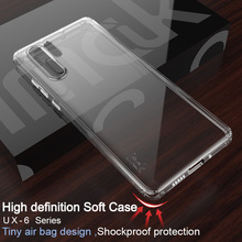 Imak Tiny Airbag Shockproof Design TPU Surround Back Cover Case For Huawei P30 /P30 Lite Pro Soft with Side Anti-skid