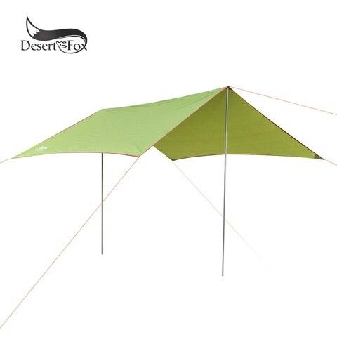 deserto fox camping abrigo sol cortina 2 3 lancar ao ar livre 2 9 m