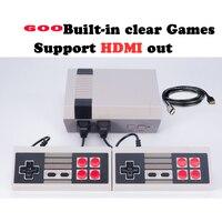 Coolbaby 10 шт. HDMI HD Ретро Классический Портативный игровой плеер Семейный Мини ТВ игровая консоль встроенный 600 игры