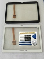 3 p5200 Shyueda 100% New For Samsung Galaxy Tab 3 10.1 P5200 P5201 P5220 Outer Front Glass Touch Screen (1)