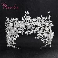 Accessori per capelli da sposa in cristallo RE3445