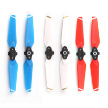 Quick release Foldable Portable 4730F CW CCW Propeller Colorful Porps for DJI Spark font b Drone