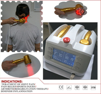 Multifunction lllt cold Laser Medical Therapeutic Machine laser acupuncture physiotherapy equipment 808nm 650nm CE Approval