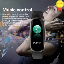 цена на smart Fitness Sport Smart Watch Blood Pressure Heart Rate Monitor Bracelet Band Monitor Smartwatch Fo IOS Android pk miband 3 M3