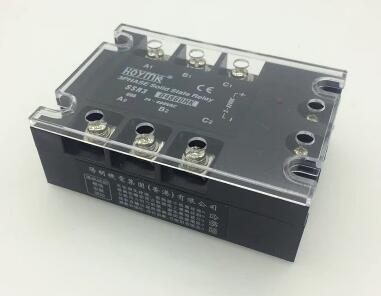 1PCS/LOT SSR3 D4860HK Solid State Relays DC-AC 60A normally open single phase solid state relay ssr mgr 1 d48120 120a control dc ac 24 480v