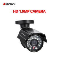 AHCVBIVN AHD 720P Metal Case AHD Analog High Definition 1.0MP Camera AHD CCTV Camera Security Indoor Outdoor free shipping