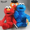 7 Types Plush Animals Sesame Street Elmo Plush Toys Cookie Grover Zoe & Ernie Big Bird Stuffed Plush Toy Dolls Fot Children Gift