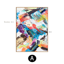 Modern Abstract Still Life Canvas Painting Oil Poster Wall Art Picture for Living Room Home Decoration